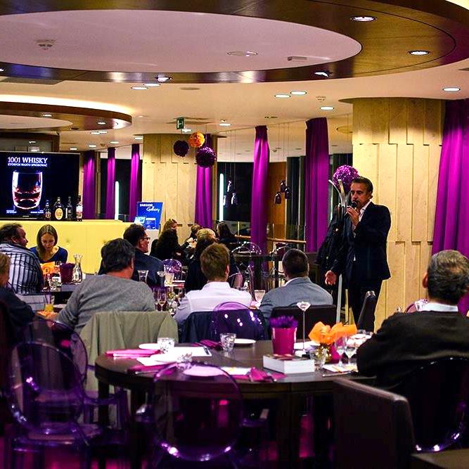 Znamy listę sesji Master Class na Whisky Live Warsaw 2016