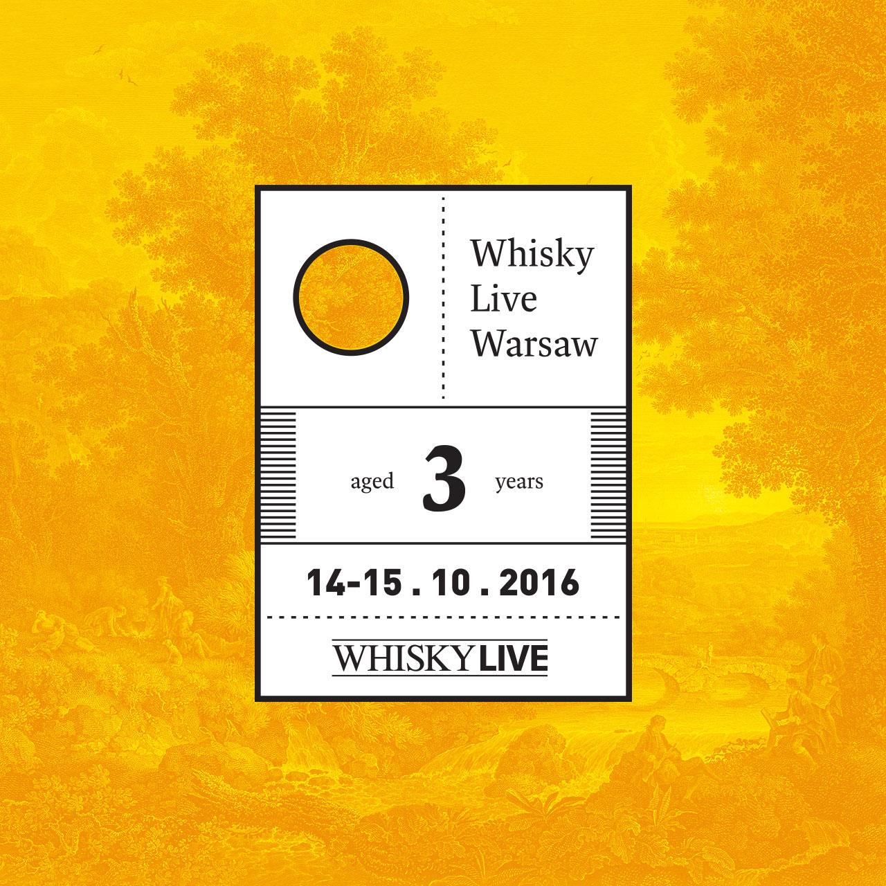3. edycja Whisky Live Warsaw pod znakiem różnorodności