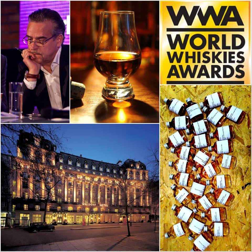 Polak jurorem w konkursie World Whiskies Awards