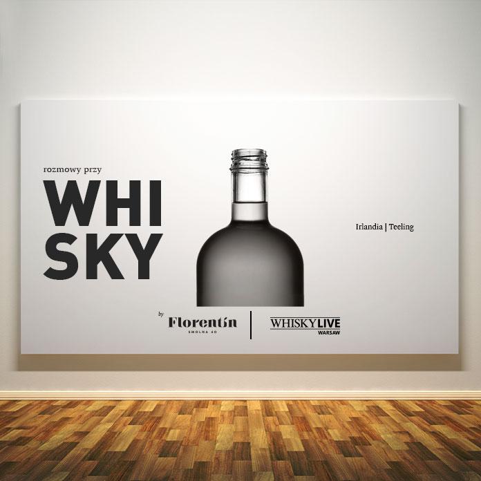 Rozpoczynamy serię spotkań — Rozmowy przy Whisky!