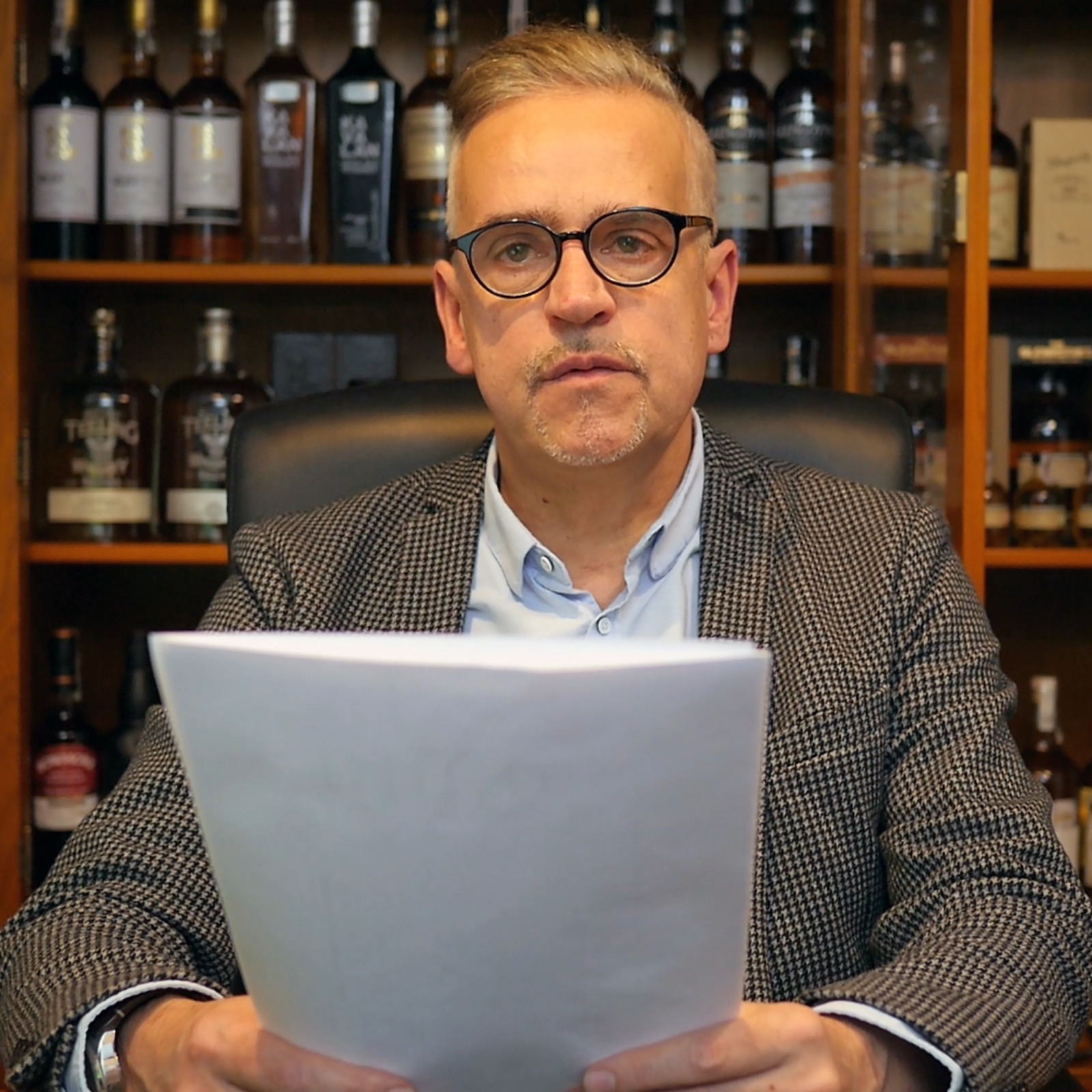 Jarek Buss: World Whiskies Awards - od zakrystii! #3