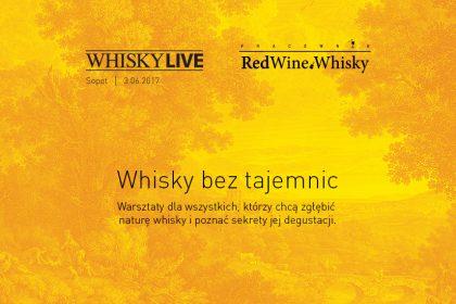 Warsztaty — Whisky bez tajemnic