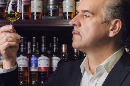 """Jarosław Buss """"Whisky jest unisex!"""""""