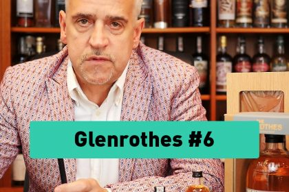 Nowy pracownik i kilka ciekawych faktów o destylarni Glenrothes.