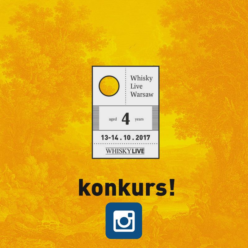 Konkurs na Instagramie