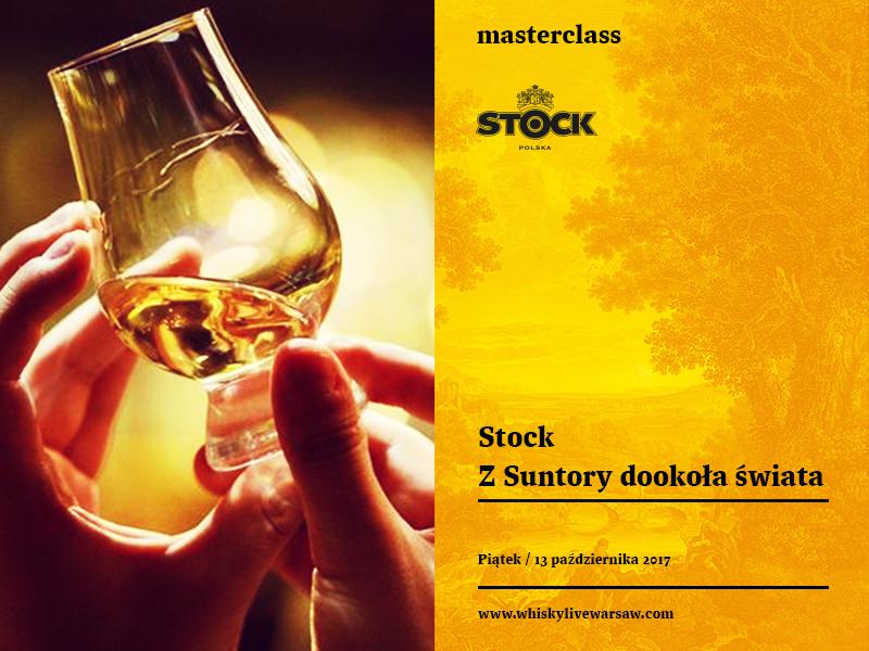 Masterclass: Z Suntory dookoła świata whisky