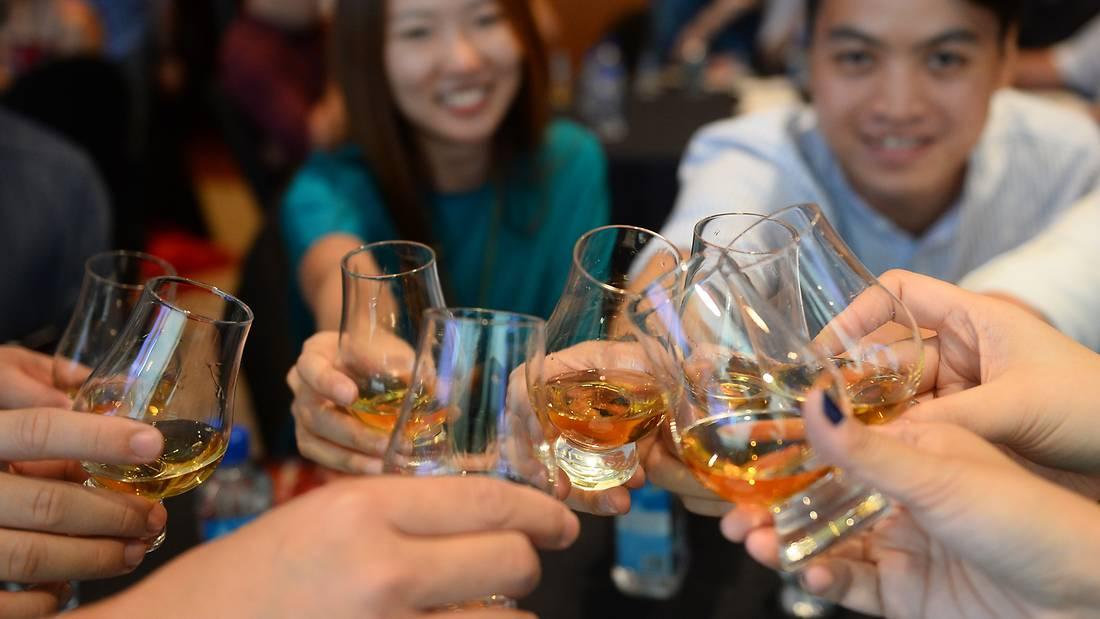 Whisky Live Hague