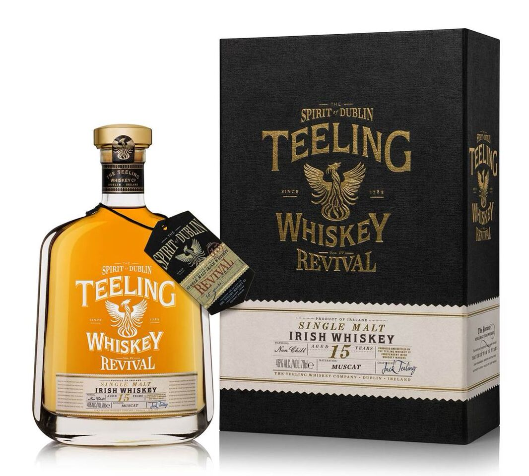 Teeling Revival IV made its debut on the Polish market