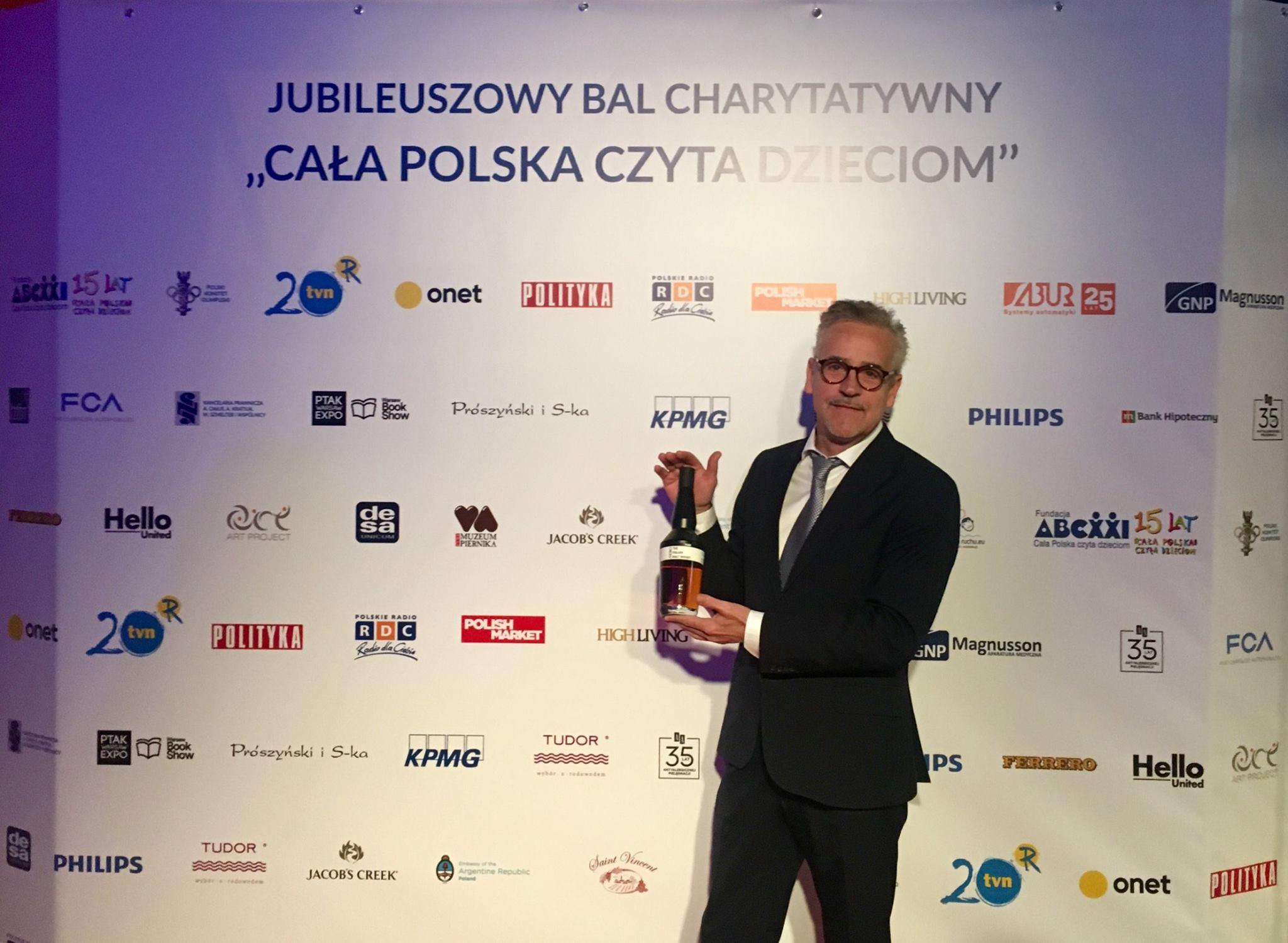 Cała Polska czyta dzieciom z Tudor House