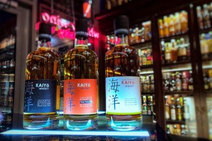 Nowe trendy — Kaiyo whisky
