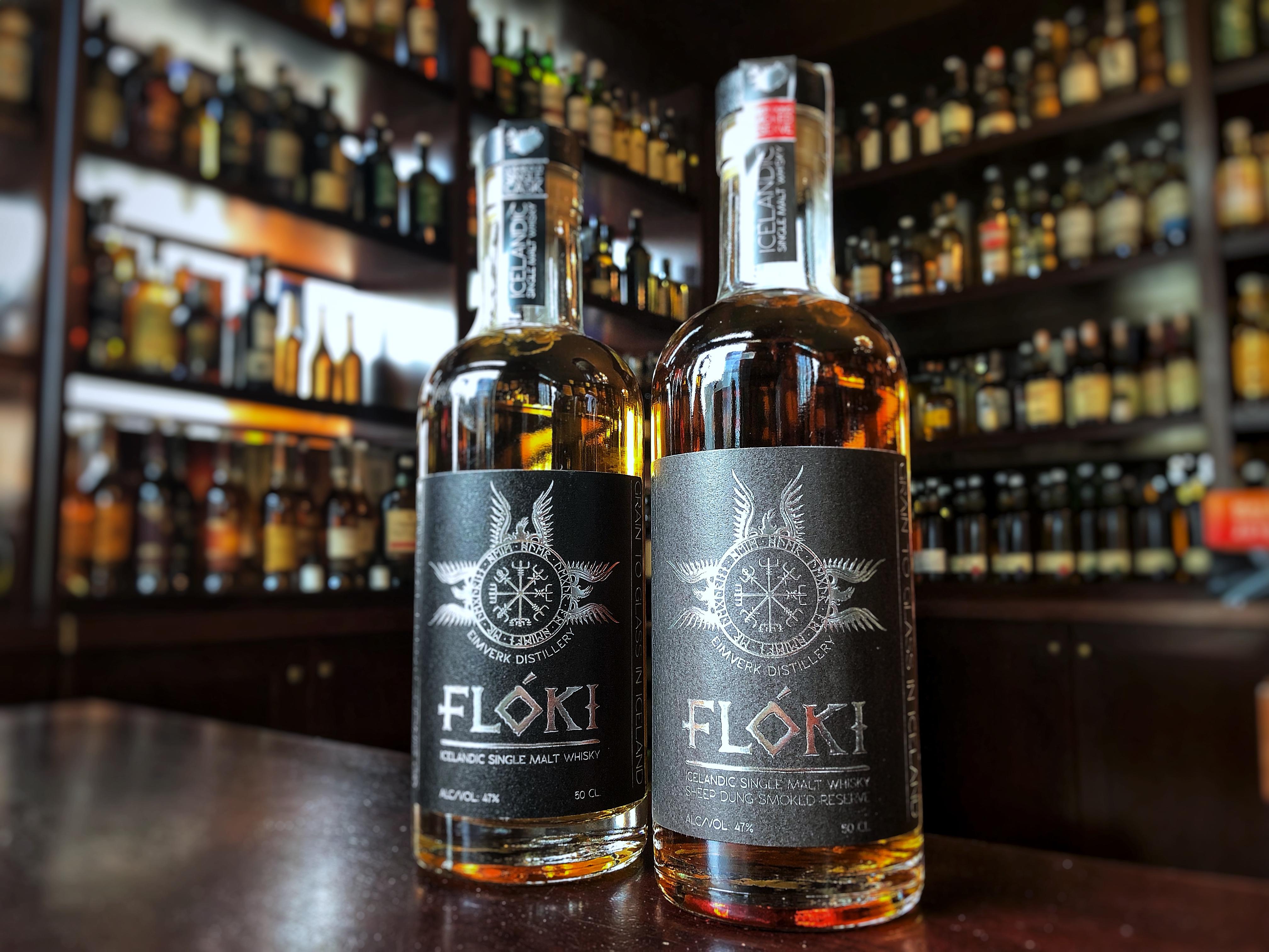 Whisky z dalekiej północy!