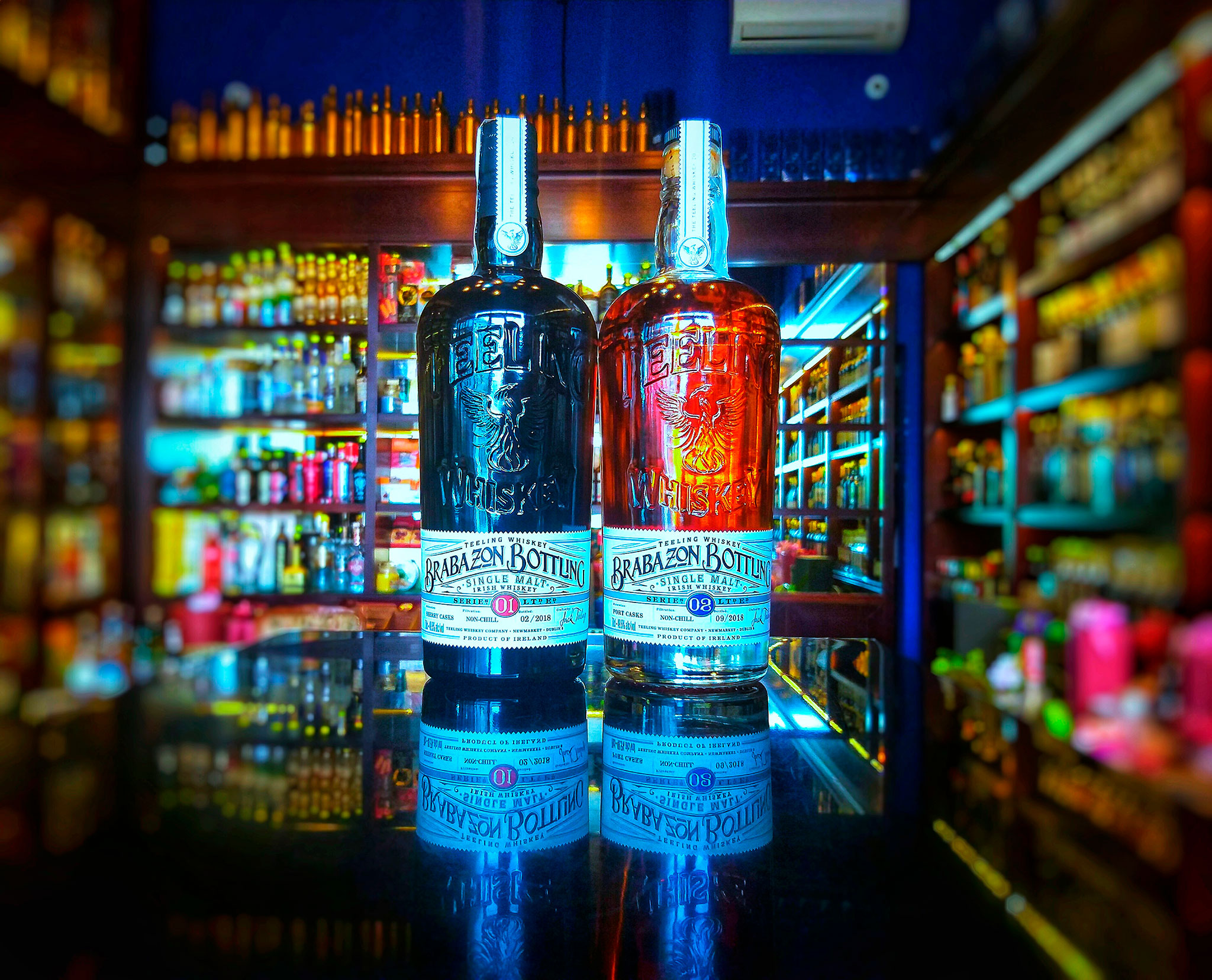 Niezwykłe początki Irish whiskey!