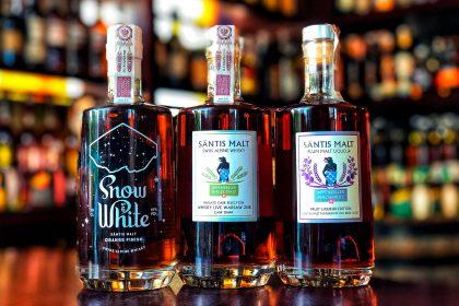 Słodyczą płynąca whisky