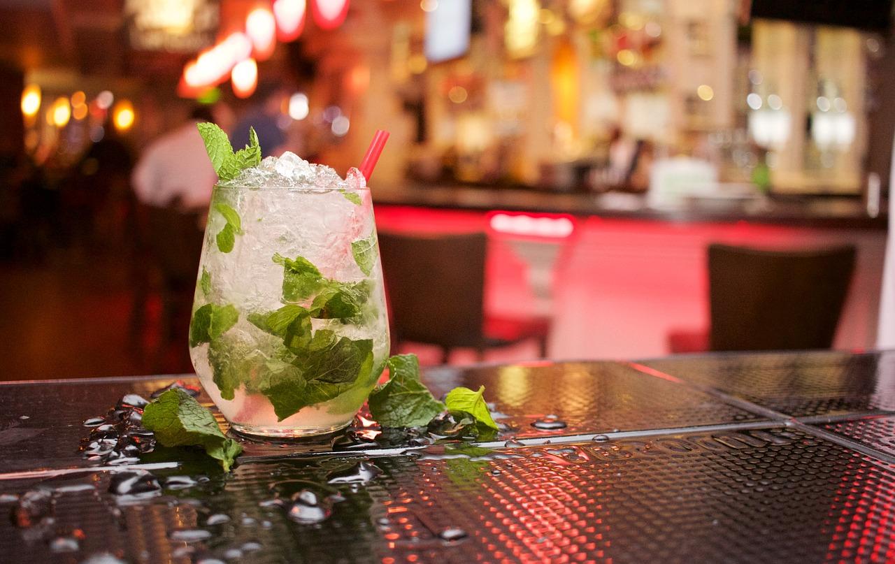 Mojito - whisky i rum