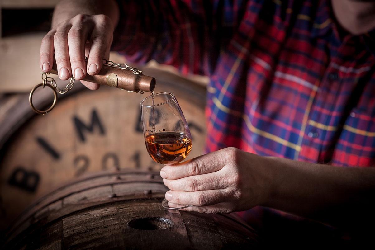 Bimber to także whisky!