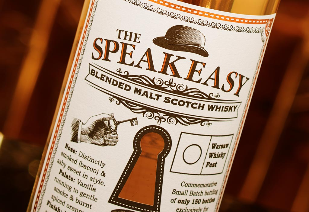 The Speakeasy Whisky
