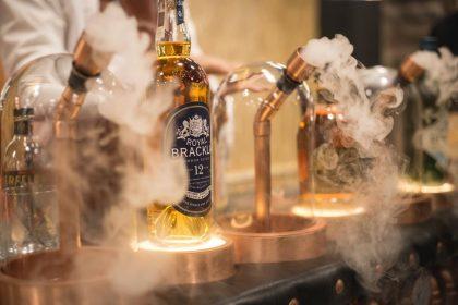 Warszawa w klimacie whisky i ginu