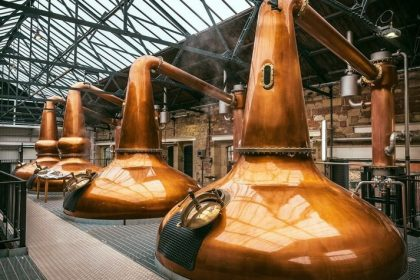 The Borders Distillery - pierwsza whisky w 2022 roku na rynku