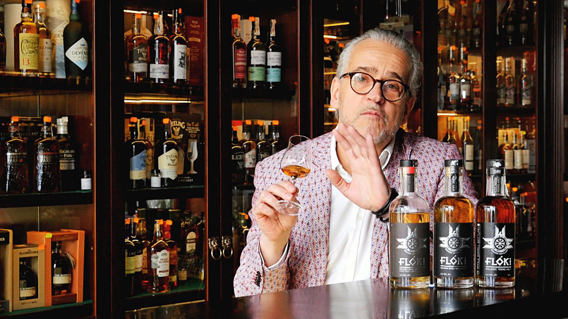 Whisky z krainy Wikingów, czyli sheep dung do suszenia słodu jęczmiennego…